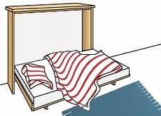 Bauanleitung Klappbett F 252 R Kleine Und Schmale Zimmer