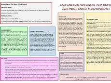 animal farm revision worksheets 14028 secondary resources activities for ks3 4 and gcse tes
