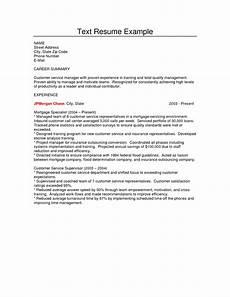 12 exles of plain fonts images plain text resume exle plain text resume exle and