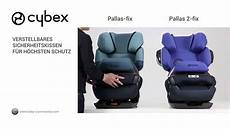 cybex kindersitze pallas fix pallas 2 fix solution x