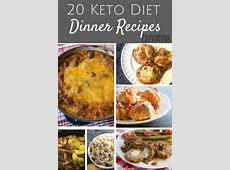 20 Keto Dinner Recipes