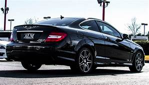 2013 Used Mercedes Benz C Class 2dr Coupe C250 RWD At ALM