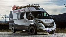 amazing fiat ducato 4x4 expedition cer furious