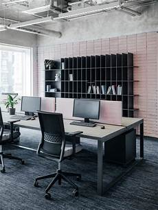 home office furniture companies nastya kolchina builds beautifully industrial chic offices