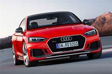 audi rs5 2017 new 2017 audi rs5 uk prices announced for 444bhp coupe