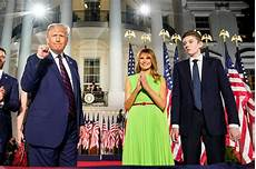 Barron Trump 2021 Barron Trump Gala De