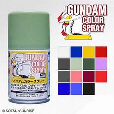 mr hobby gundam color spray 100ml paint 15 colors to pick from ebay