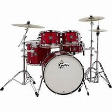 Gretsch Drums Energy 5 Drum Set With Zildjian