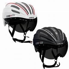 rennradhelm fahrradhelm casco speedairo mit visier inkl