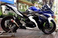 Modifikasi R25 by Galeri Gambar Foto Modifikasi Motor Yamaha R15 R25 150cc