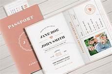 15 undangan pernikahan unik dan minimalis blog