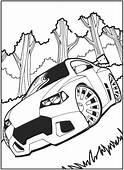 29 Best Images About Coloring Pages/LineArt Cars On