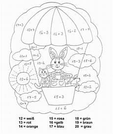 Ausmalbilder Ostern Rechnen Rechnen Und Malen 8pdf Picture Search Results Hase