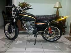 Tiger Modif Cb by Honda Tiger Modifikasi Cb Thecitycyclist