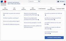 Ants Gouv Fr Le Seul Site Officiel Pour Les D 233 Marches D