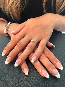french acrylic nails by kim french acrylic nails french
