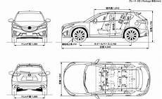Mazda Cx 3 Size
