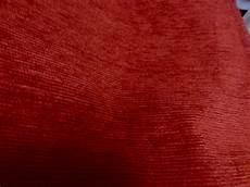 0 80 M Velours Coton D Ameublement C 244 Tel 233 Rouille Ref