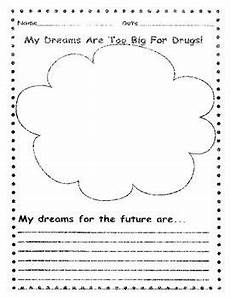 red ribbon week my dreams are too big for drugs tpt red ribbon week red ribbon 2nd grade