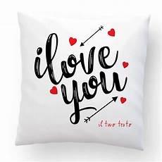 cuscino san valentino cuscino san valentino i you 40x40cm ste per