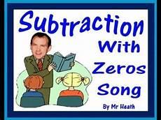 13 best subtraction across zeros images on pinterest