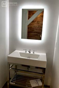 side lighted led bathroom vanity mirror 24 quot wide 32