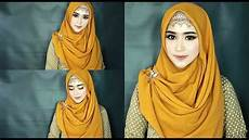 Model Jilbab Wisuda Elegan Simple Dan Terbaru