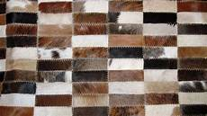 Kuhfell Teppich Patchwork - how to make a cowhide rug home improvement