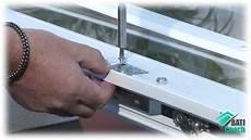 Comment Reparer Une Fenetre Pvc Baticoach Tutoriel Pose D Un Kit Ouverture En Oscillant