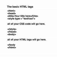 basic html tags news and web programming