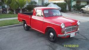 1965 Datsun One Off Extended Cab Pickup Truck For Sale