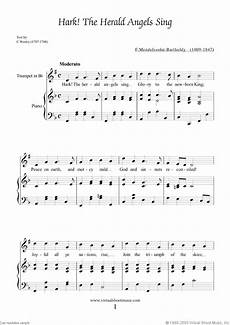 trumpet and piano duet sheet carols