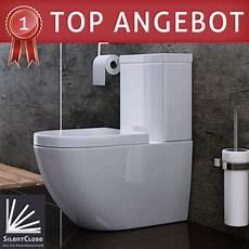 Design Stand Wc Toilette Bodenstehend Tiefsp 220 Ler Mit
