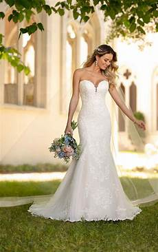 formal lace wedding dress stella york wedding dresses