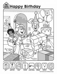 free birthday math worksheets 20247 happy birthday pictures worksheet for kindergarten 2nd grade lesson planet