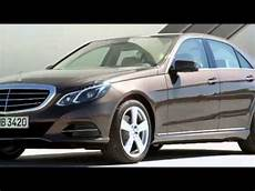 Mercedes E 300 Bluetec Hybrid W212 Facelift Footage