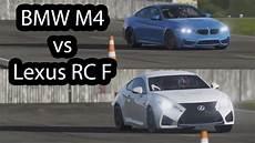 Bmw M4 Vs Lexus Rc F