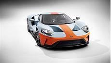 peugeot 2008 länge ford gt heritage edition gulf bleu et orange mythiques les voitures