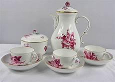 Meissener Porzellan Kaffee Und Service 1774