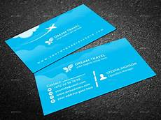 travel agency business card design template travel agency business card by graphic forest graphicriver