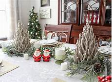 Weihnachtlich Dekorieren Tipps - 5 tips for decorating the dining room for