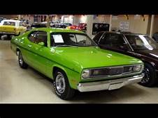 1970 Plymouth Duster 340 Lime Green Muscle Car  YouTube