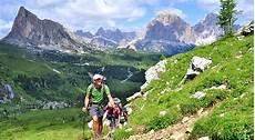 guided inn based hiking tours wildland trekking