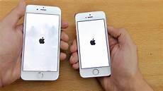 iphone se vs iphone 6 speed test 4k