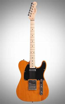squire affinity telecaster squier affinity telecaster special maple butterscotch