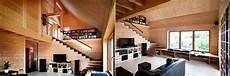 Das Hightech Holzhaus Bauherr Erwin Thoma Haus And