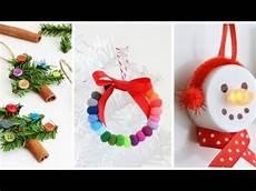Diy Bastelideen Weihnachten - 8 winter diy projects simple crafts and ideas