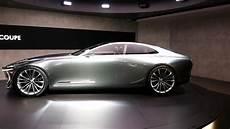 New 2018 Mazda Vision Coupe Concept Car Exterior Tour
