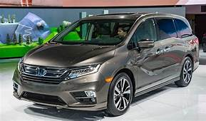 2020 Honda Odyssey Touring Price Changes Release Date