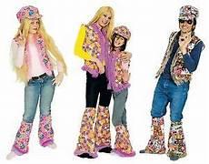 hippie kleidung selber machen 70er 80er jahre weste kost 252 m flowerpower damen hippie